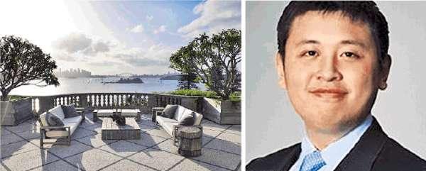 27歲「富二代」 2.9億買悉尼地標