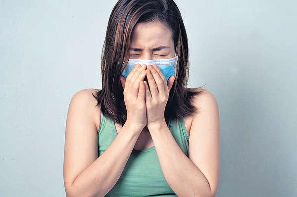 100流感病毒粒子 即觸發人傳人