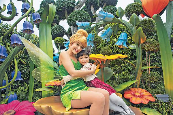 迪士尼童話園