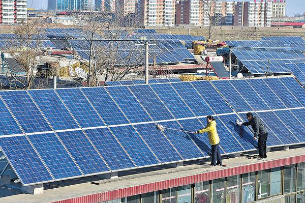 聯合光伏 去年第四季發電量升37%