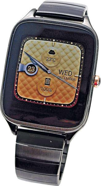 流綫新錶 ASUS ZenWatch 2