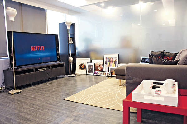 Netflix攻港 最平$63月費搶客