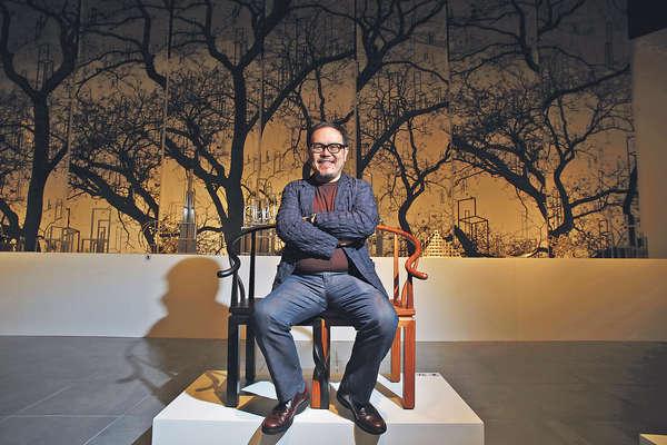 設計界翹楚劉小康:「茶」「竹」文化推全球