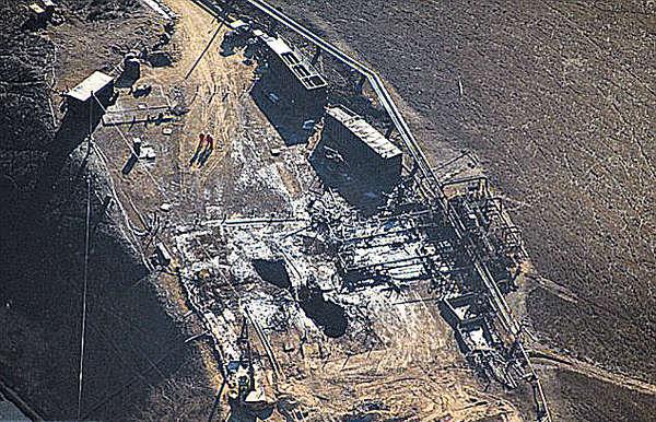 漏甲烷數千人不適 洛城市郊緊急狀態