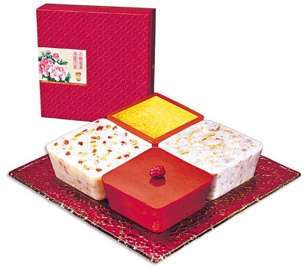 《晴報》送100個 鴻星年糕禮盒