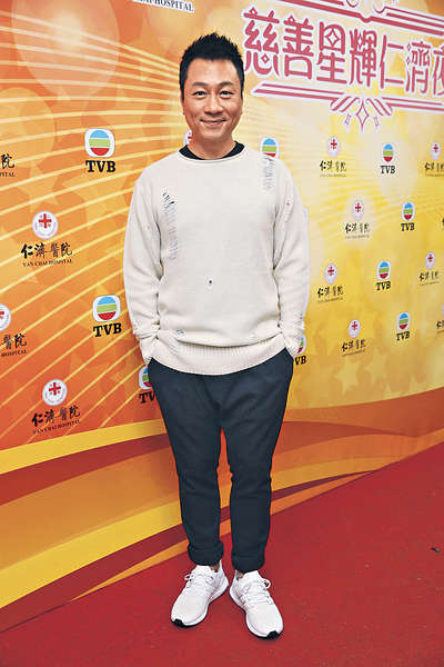 黎耀祥考慮兩年後退休