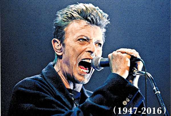 傳奇歌手大衞寶兒 癌病逝世享年69歲