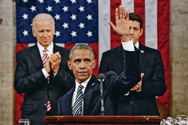 奧巴馬:美國最強 中俄望塵莫及