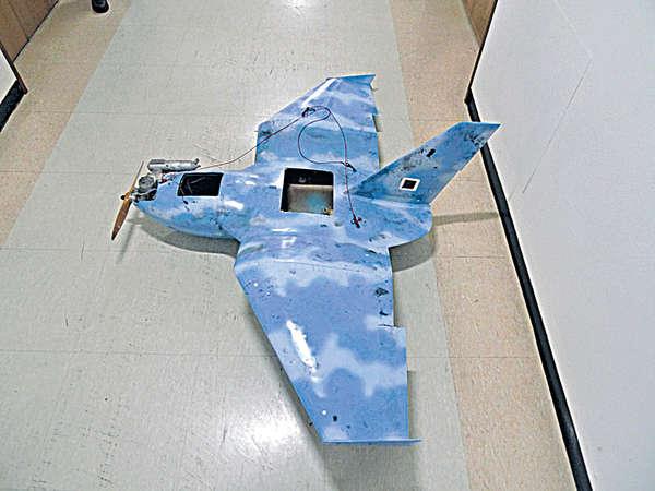 朝無人機越境 韓兵鳴20槍驅逐