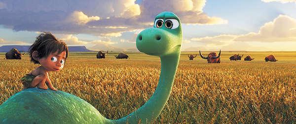 《恐龍大時代》 蠻荒尋親成長路