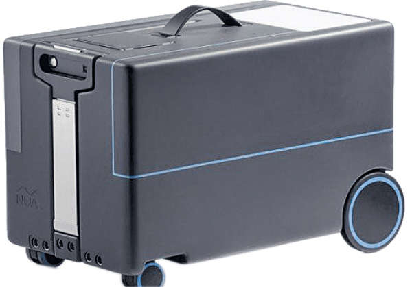 智能行李箱 自動「陪着你走」