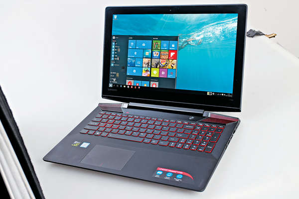 筆電代表作 Lenovo IdeaPad Y700