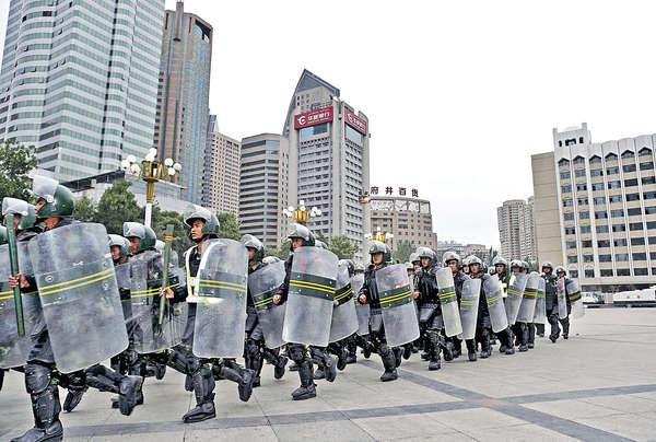 新疆擬推新法 「反宗教極端主義」
