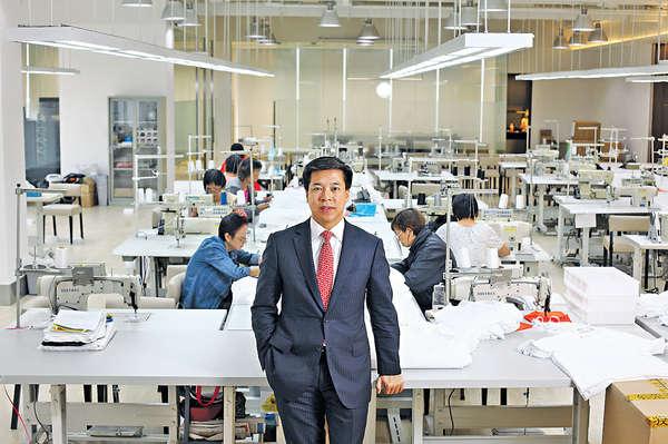 傳統製衣廠 回流香港 打造Made in HK