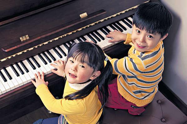 孩子學音樂 減焦慮增專注力