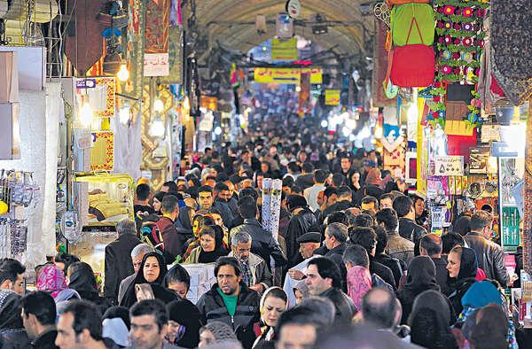 解除伊朗制裁 緩和中東局勢