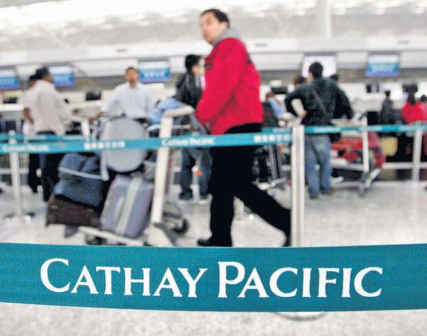 12月客運人次 國泰集團按年升5.8%