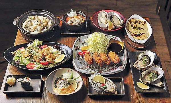 時令日本蠔十吃