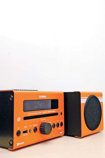 無綫音響組合 Yamaha MCR-B043D