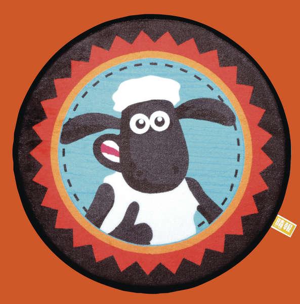 睇《晴報》換購Shaun the sheep地氈