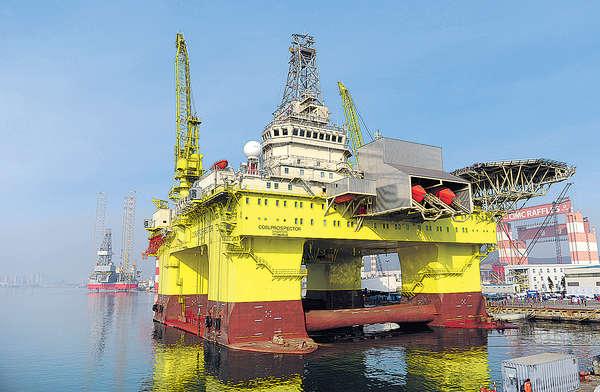 今年淨產量 中海油目標逾4.7億桶