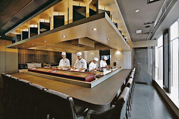 Omakase新店 鮮嘗低溫慢煮菜