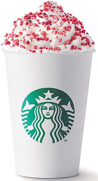 歎暖入心草莓咖啡