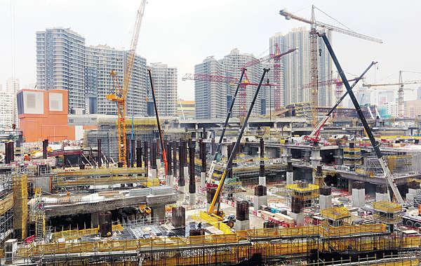 張炳良:再不批撥款 高鐵恐停工