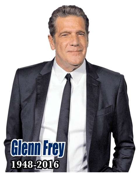 Eagles結他手Glenn Frey病逝