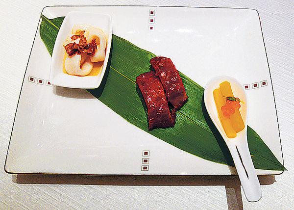 頂級粵菜名廚 始創黑豚叉燒