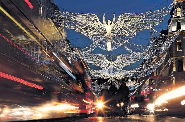 倫敦過聖誕 玩盡三大熱點