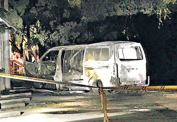 坎培拉教會遭車撞 未列恐襲