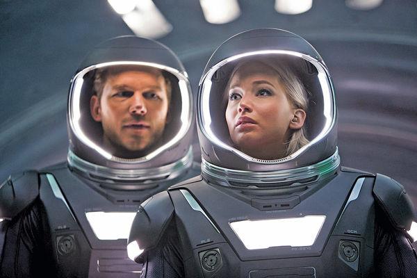 《太空潛航者》 築構未來戀曲