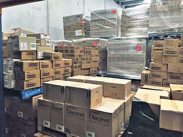 澳截60噸輸華奶粉 重挫華人代購