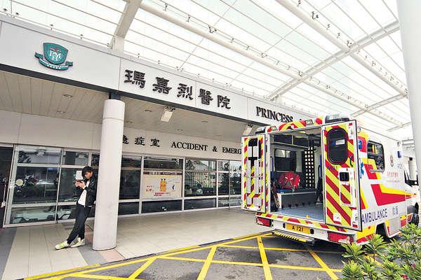 緊急手術表現 瑪嘉烈公院中最差