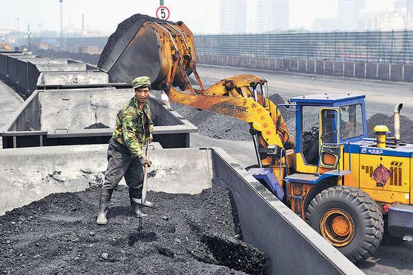 中煤能源全年商品煤產量跌14.6%