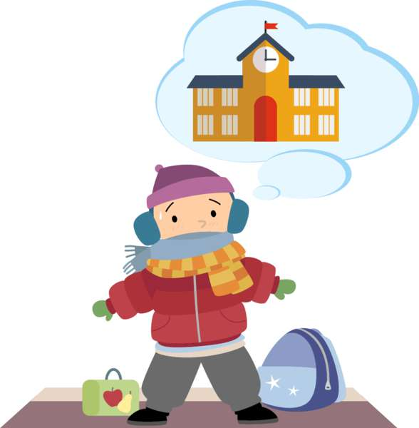 家長怕仔女凍親 要求零度停課