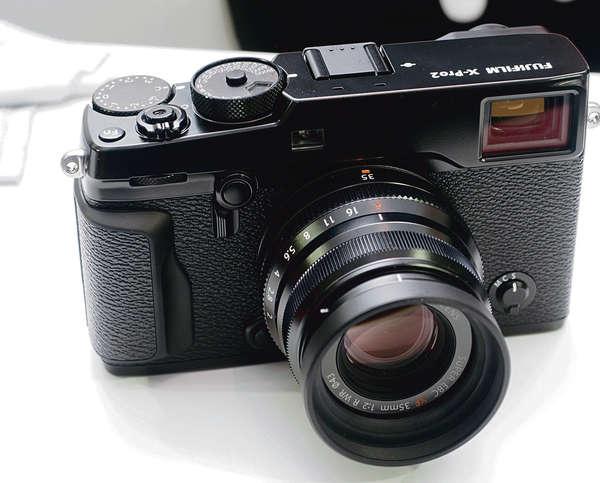 小改升級Fujifilm X-Pro2
