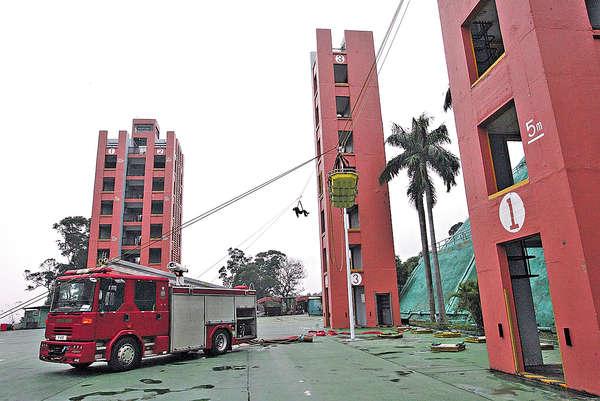 培養消防47載 八鄉訓練中心退役
