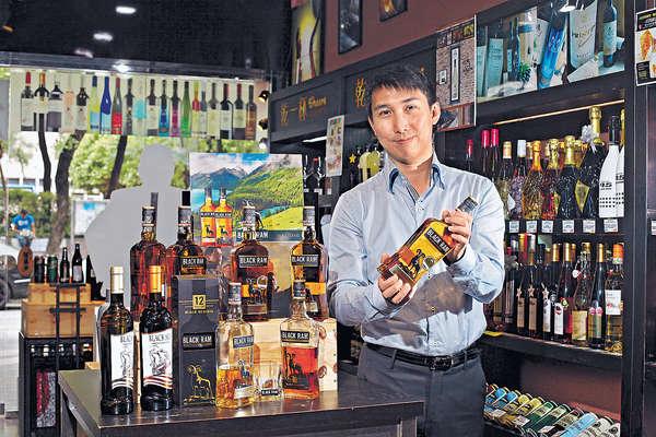 港商大玩性價比 街坊價賣東歐酒