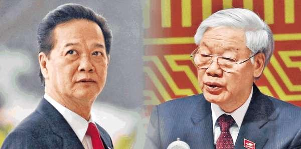 越南改選總書記 親華親美派角力
