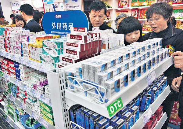 醫藥市場迎穩增長 石藥培力潛力強