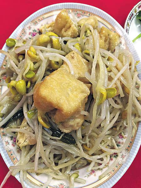 羅漢齋與如意菜