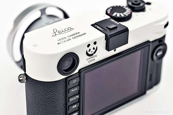 Leica相機 新推「熊貓」特別版