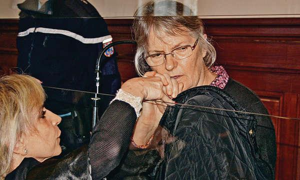 法婦受虐47年 殺夫獲特赦