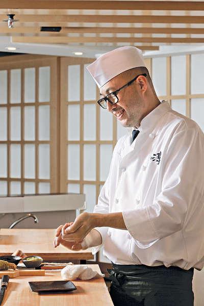 無敵組合 打造殿堂級壽司