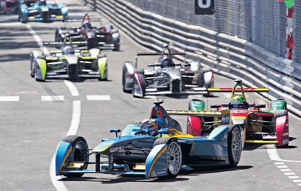 10月Formula E 穿梭中環 票價最平數百元