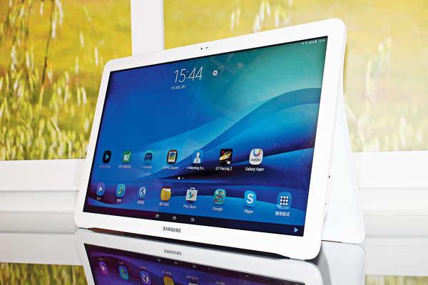 巨屏煲劇神器 Samsung Galaxy View