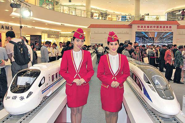 中國建印尼高鐵受阻 被指「不足」