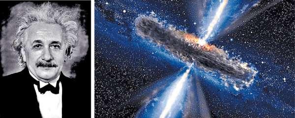 愛因斯坦「重力波論」料揭開